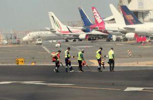 Aviación Civil elaboró nota de precaución que alarga condiciones hasta el próximo lunes.